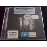 Eighteen Visions   Eighteen Visions 2006 [deluxe] Burn Halo